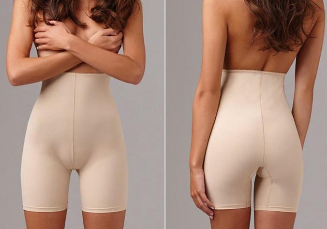 Корректирующее нижнее женское белье