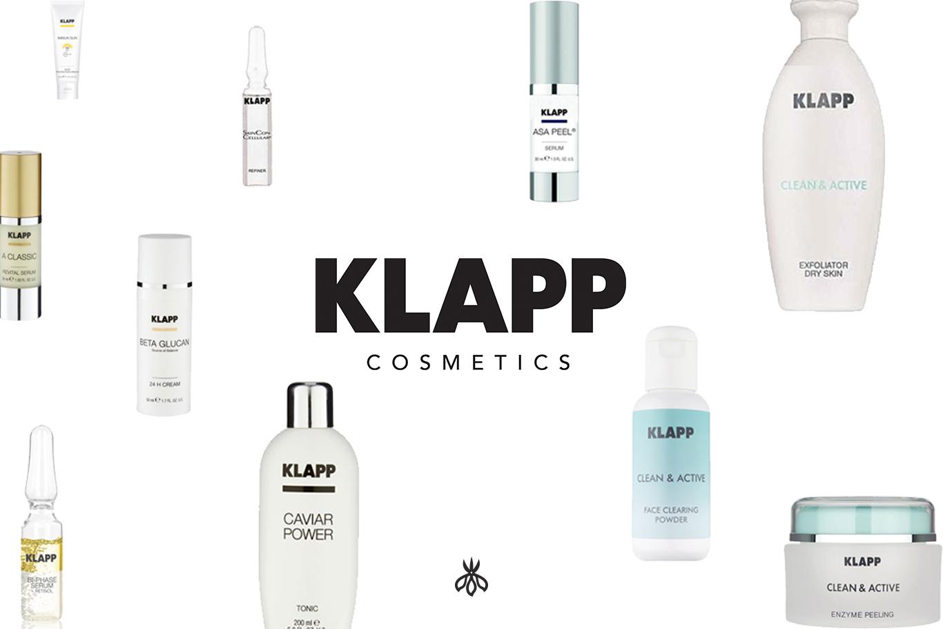 Особенности немецкой косметики Klapp