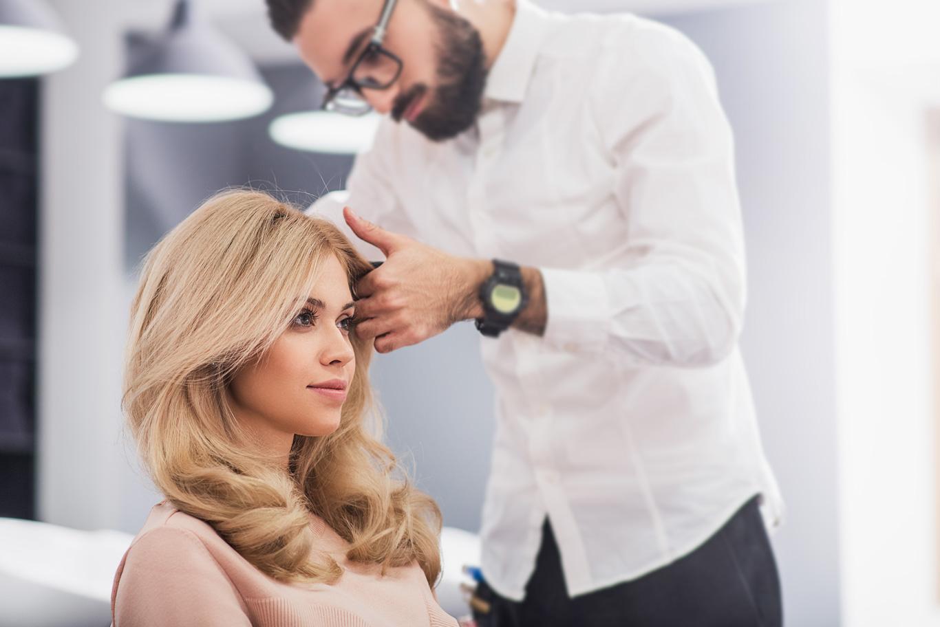 как выглядеть стильно парикмахеру фото тому